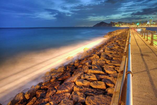 Benidorm Wall Art - Photograph - Puerto De Benidorm by Ramonescu Photography
