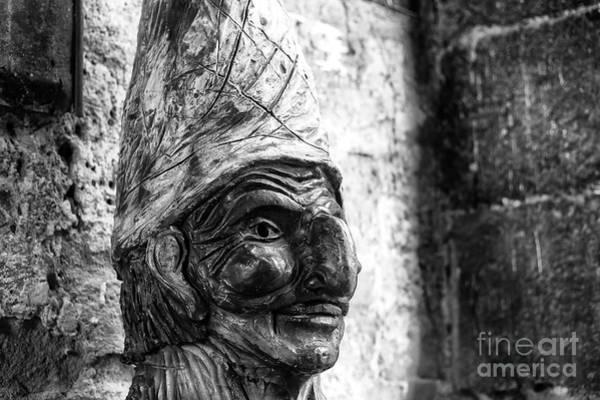 Wall Art - Photograph - Pulcinella In Napoli by John Rizzuto