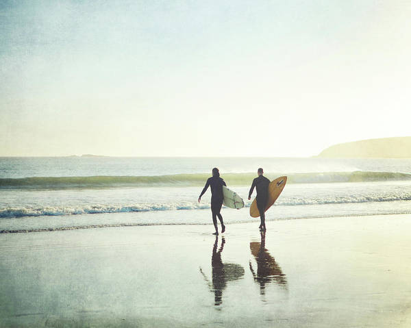 Wall Art - Photograph - Pull Of The Tide by Lupen Grainne