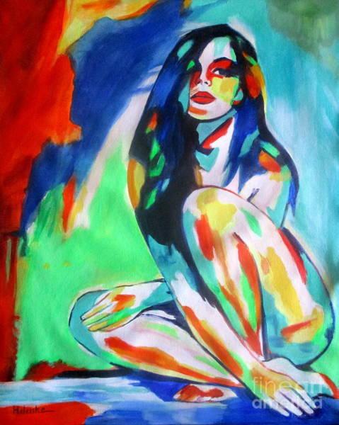 Painting - Pulsating Feelings by Helena Wierzbicki