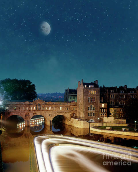 Photograph - Pulteney Bridge by Edmund Nagele