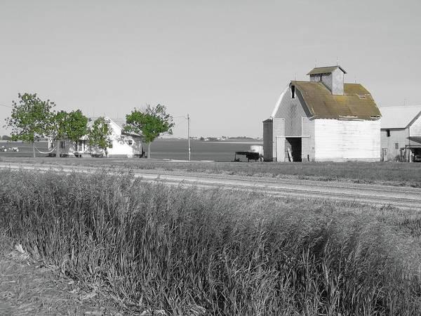 Photograph - Punke Homestead by Dylan Punke