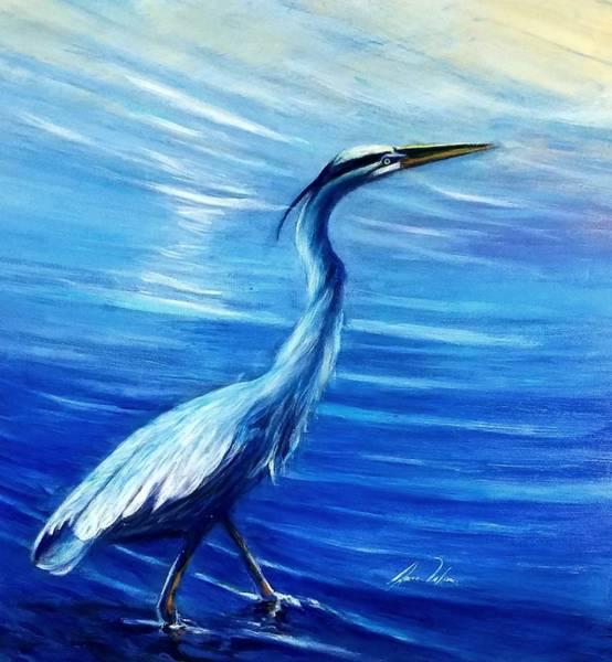 Back Door Painting - Punta Gorda Fl by Larry Palmer