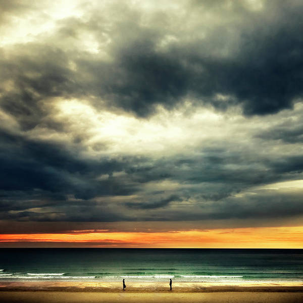 San Sebastian Photograph - Pupum by By Ibai Acevedo