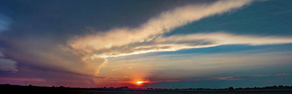 Photograph - Pure Nebraska Sunset 002 by NebraskaSC