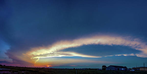 Photograph - Pure Nebraska Sunset 004 by NebraskaSC
