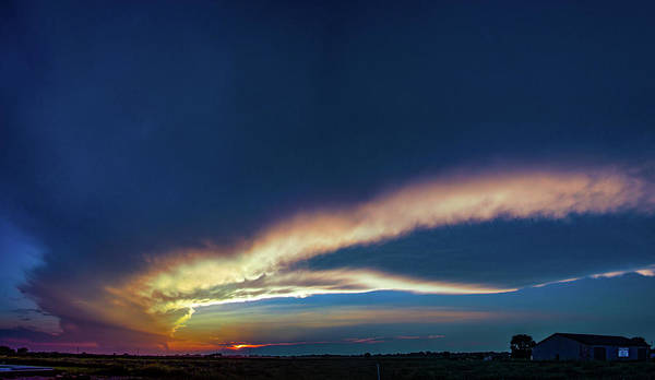 Photograph - Pure Nebraska Sunset 005 by NebraskaSC