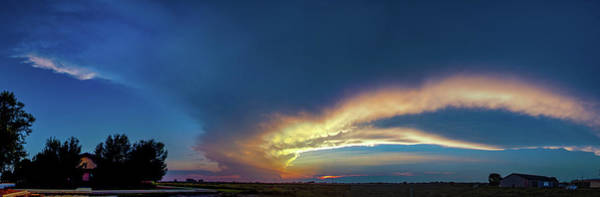 Photograph - Pure Nebraska Sunset 007 by NebraskaSC