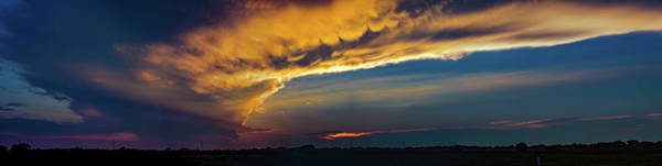 Photograph - Pure Nebraska Sunset 009 by NebraskaSC