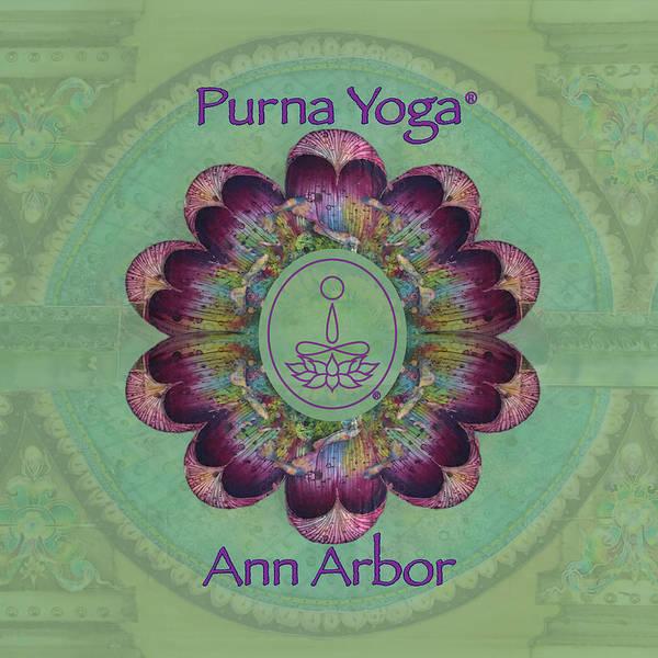 Purna Yoga Ann Arbor Art Print