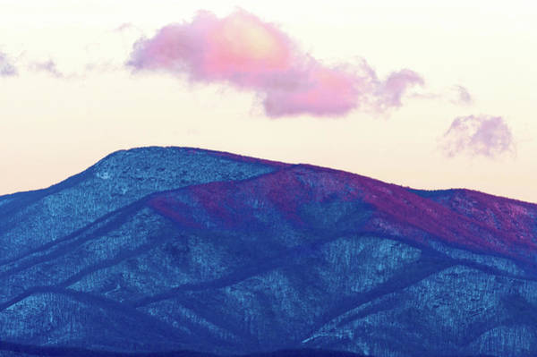 Photograph - Purple And Blue Ridge by Lara Ellis