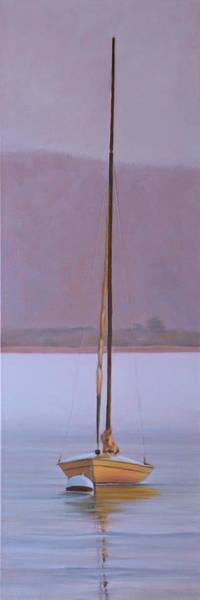 Painting - Purple Haze by Trina Teele