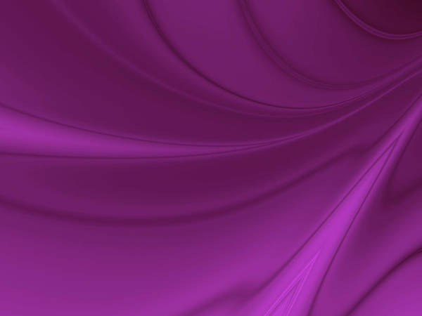 Wall Art - Digital Art - Purple Lily by Rich Leighton