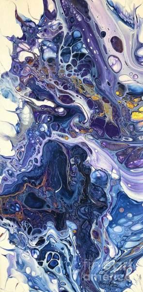 Painting - Purple Maze by Marcia Breznay