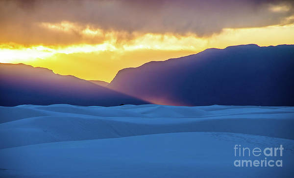 Wall Art - Photograph - Purple Mountains by Stephen Whalen