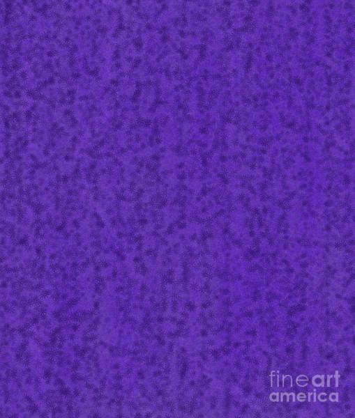 Digital Art - Purple Passion by Annette M Stevenson