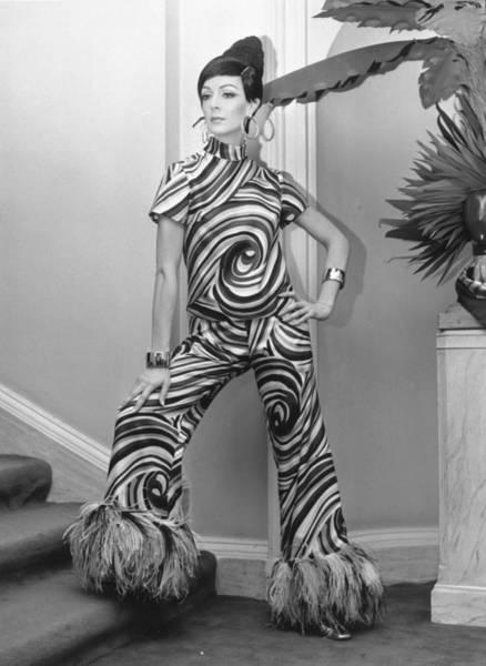 Fashionable Photograph - Pyjama Suit by Wesley
