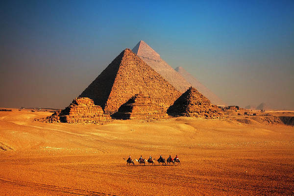 Photograph - Pyramid Caravan by Mark Brodkin Photography
