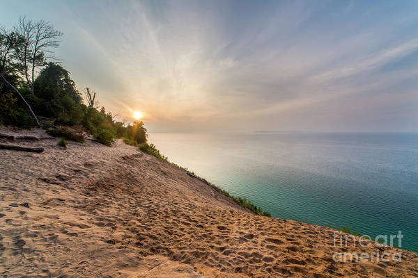 Wall Art - Photograph - Pyramid Point Sunset by Twenty Two North Photography