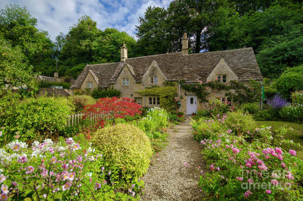Photograph - Quaint Cotswolds by Peng Shi