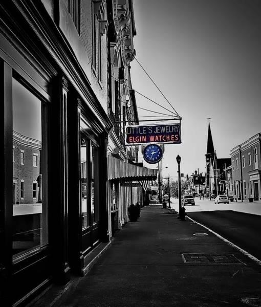 Photograph - Quaint Little Downtown by Jack Wilson