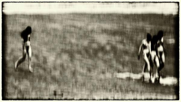 Photograph - Quatre Filles by Jorg Becker