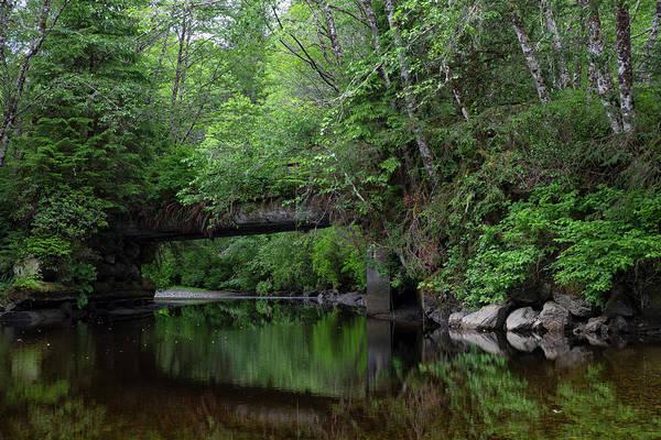 Photograph - Quatse River by Randy Hall