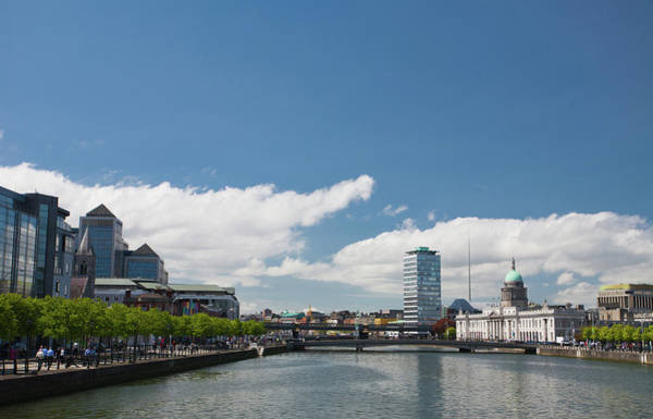 City Of David Photograph - Quays by David Soanes Photography