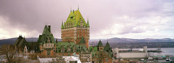 Wall Art - Photograph - Quebec City Before Storm by Sisoje