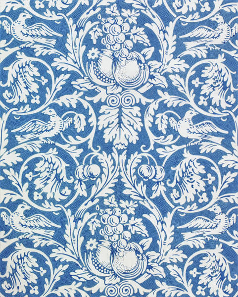 Wall Art - Painting - Queen Anne - Digital Remastered Edition by William Morris