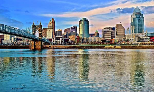 Wall Art - Photograph - Queen City 2019 by Frozen in Time Fine Art Photography