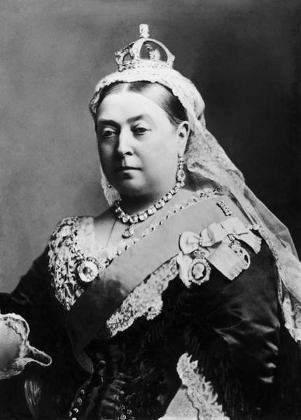 Queens Photograph - Queen Victoria by Hulton Archive