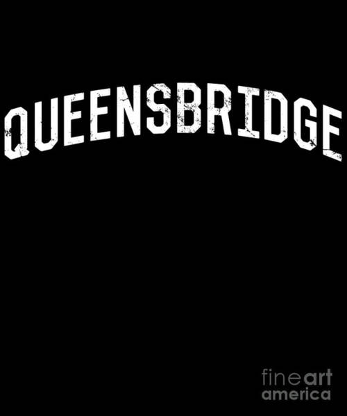 Digital Art - Queensbridge Ny by Flippin Sweet Gear