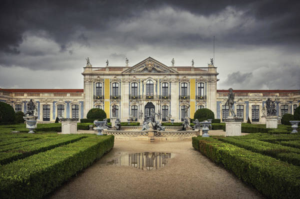 Wall Art - Photograph - Queluz Palace by Carlos Caetano