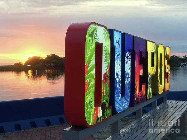 Wall Art - Photograph - Quepos Sunset 2 by Andrew Dinh