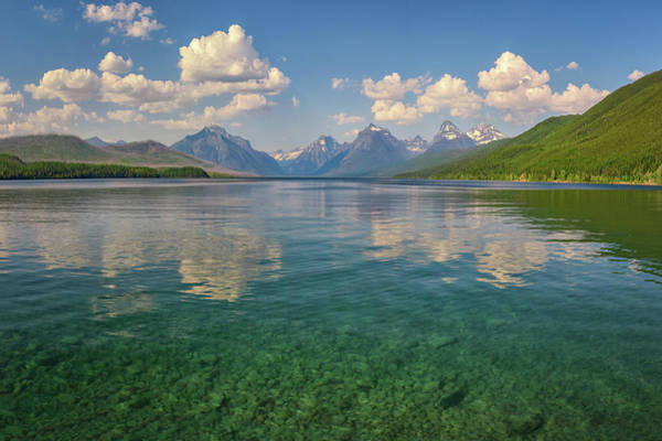 Photograph - Quiet Afternoon At Lake Macdonald by Kristen Wilkinson