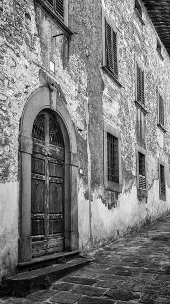 Photograph - Quiet Lane Montecatini Alto Italy by Joan Carroll