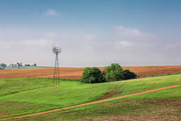 Photograph - Quiet Pasture by Todd Klassy