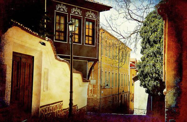 Photograph - Quiet Street by Milena Ilieva