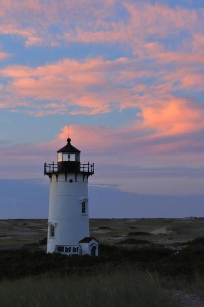 Wall Art - Photograph - Race Point Lighthouse by John Burk