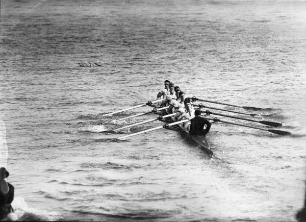 Practice Photograph - Race Practice by A. Hudson
