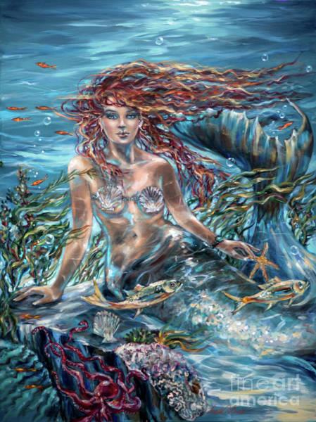 Painting - Rachel by Linda Olsen