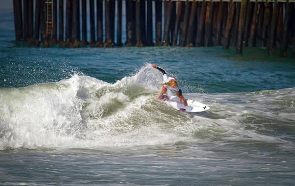 Photograph - Rachel Presti Surfer by Waterdancer