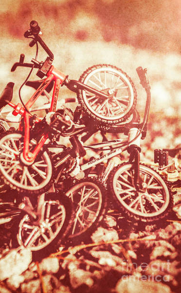 Bike Race Photograph - Racing Competition by Jorgo Photography - Wall Art Gallery