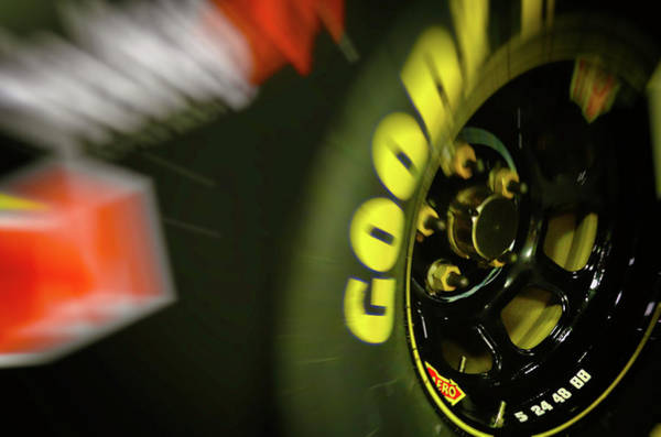 Wall Art - Photograph - Racing Tire by Kenneth Krolikowski