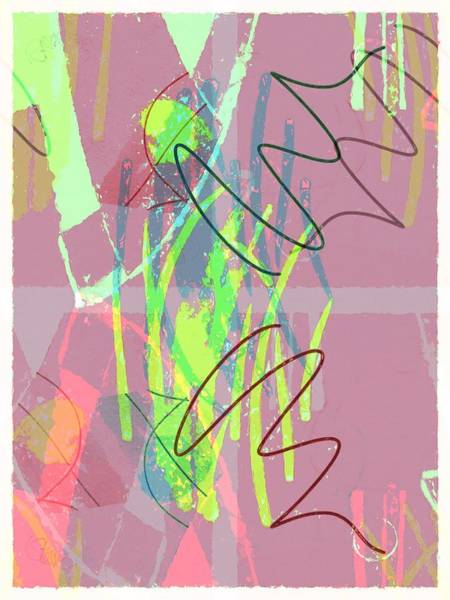 Wall Art - Painting - Radar Love by Steve K