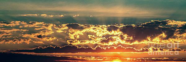 Wall Art - Photograph - Radiant Sunrise by Casper Cammeraat