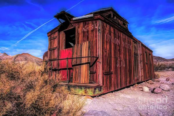 Photograph - Railroad by Mark Jackson