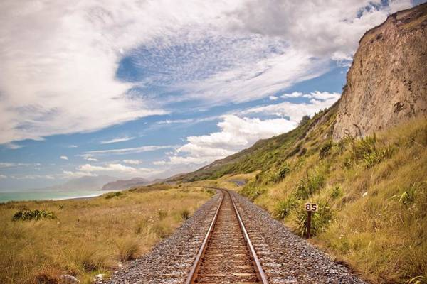 Wall Art - Photograph - Railroad by Photo By Stas Kulesh