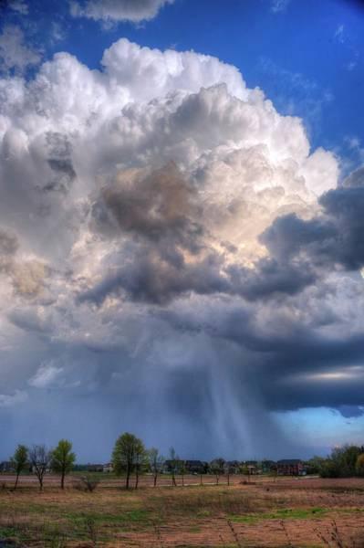 Photograph - Rain Rain Rain by Laura Hedien